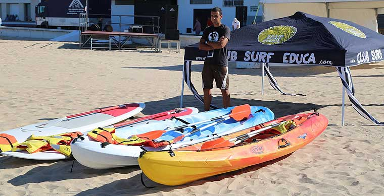 Kayak Surf Educa