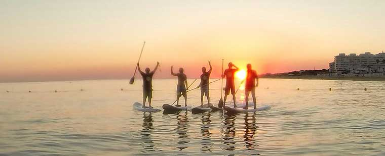 Paddle Surf &coopy; Club Surf Educa