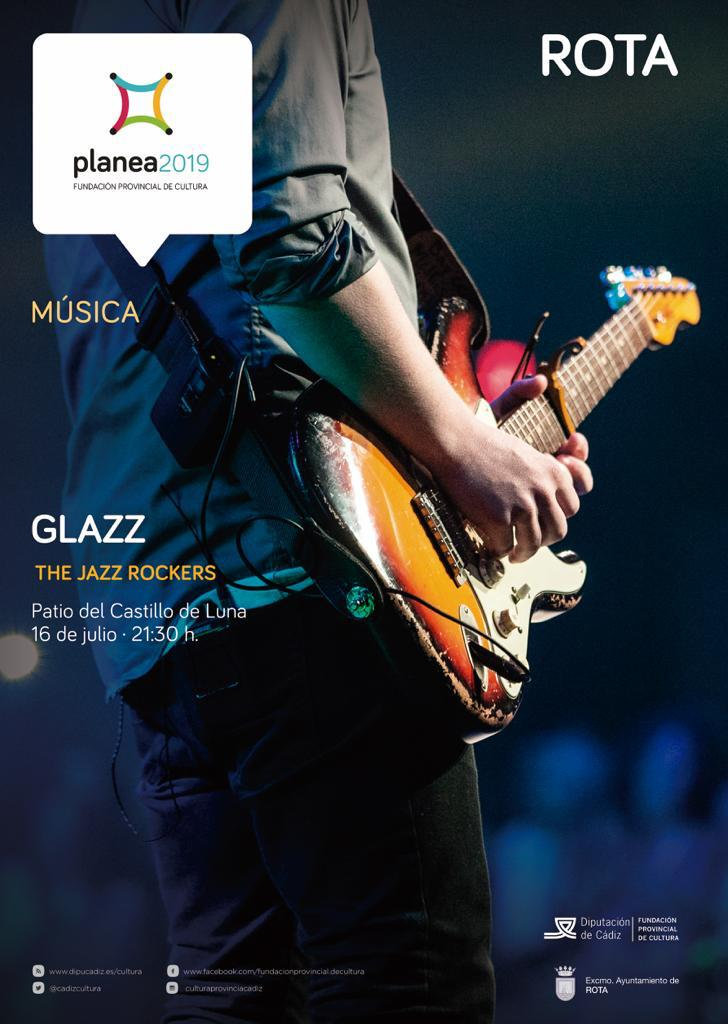 Glazz, The Jazz Rockers