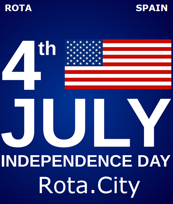 Independence Day at Rota…