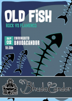 Old Fish: Rock vs Flamenco