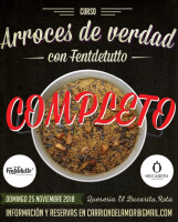 Arroces de Verdad con Fentdetutto