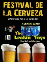 Concierto «The Leakin' Toys»